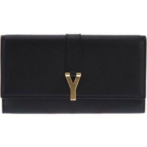 YSL Saint Laurent Wallet - Authentic
